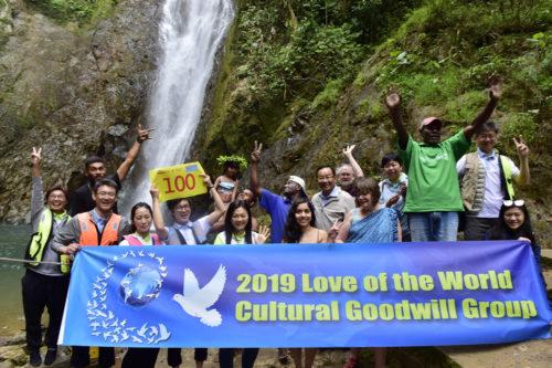 FOWPAL Delegation auf Fidschi