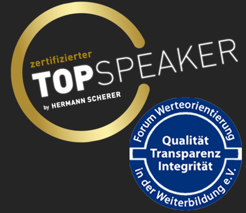 Forum Werteorientierung + Top Speaker by HS