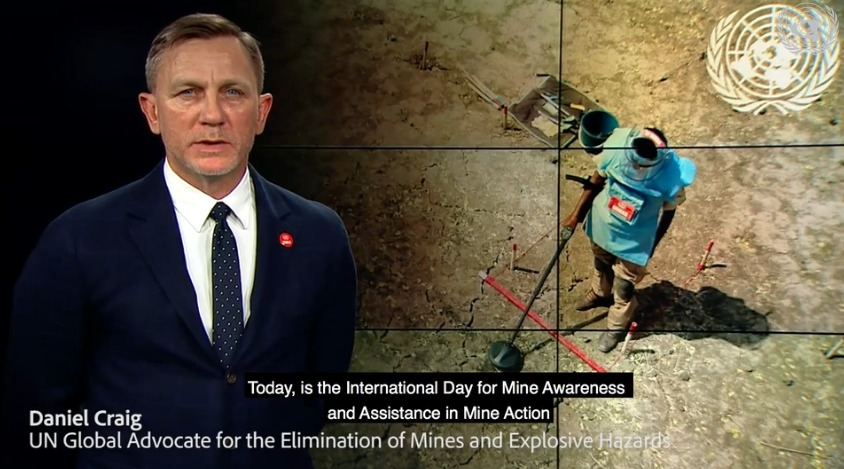 News | April 4th International Mine Awareness Day