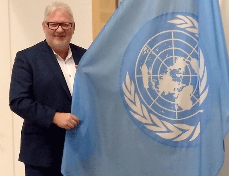 Bernd Wenske UN Vienna 2019