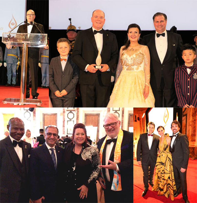 "News | Prince Albert II: ""We are no longer alone in the struggle to preserve the planet."" 