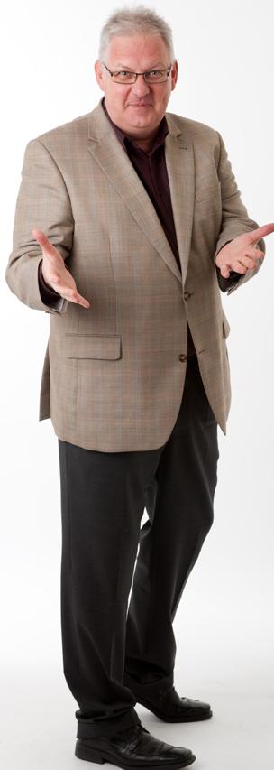Bernd Wenske - Top Speaker in Zahlen
