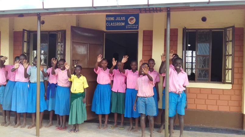News   Katiliku – Wasser und Lernen in Kenia